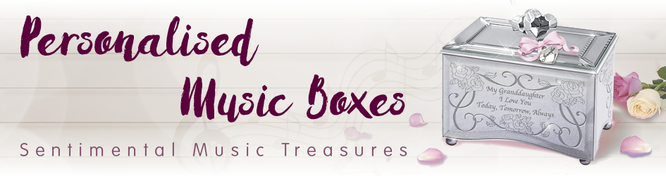 Music Boxes For Granddaughters