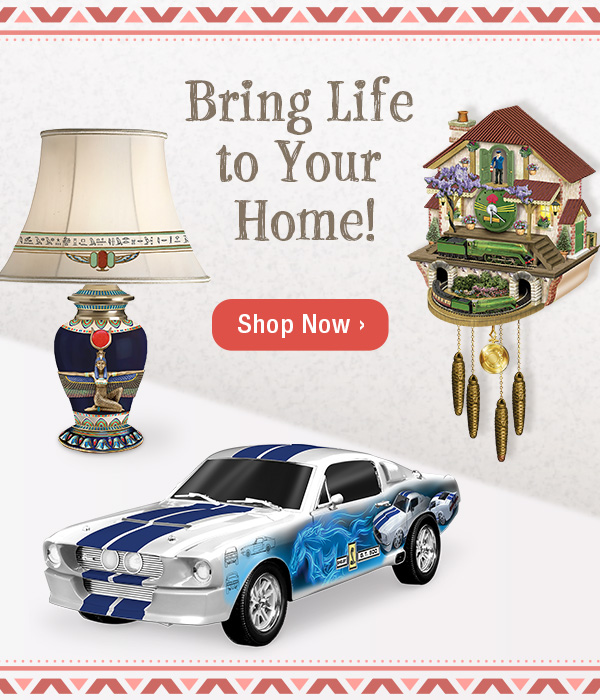 Home Decor - Bring Life to Your Home!