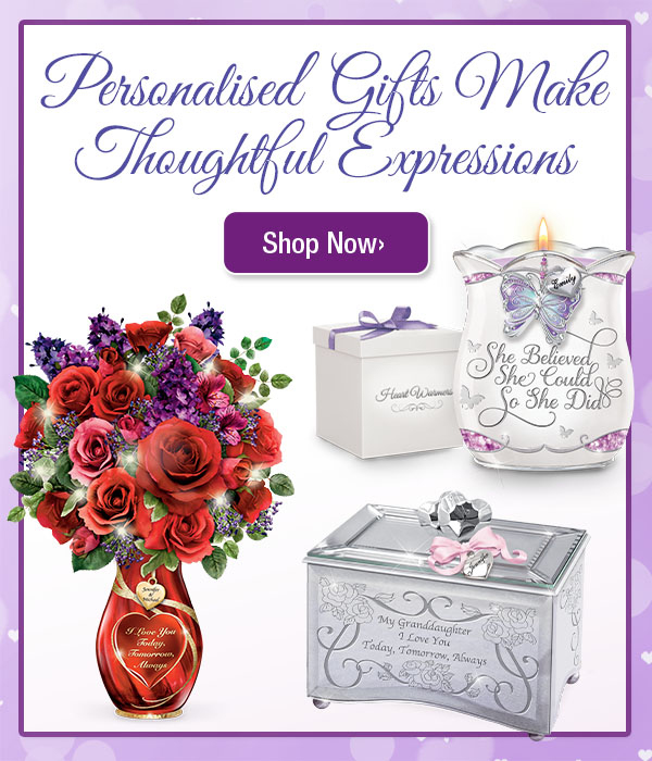 Personalised Gifts Make Thoughtful Expressions